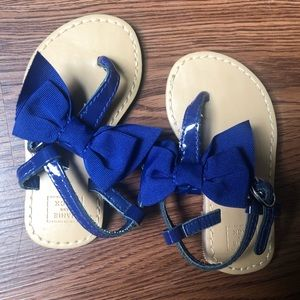 Janie and Jack Adorable Preppy Sandals